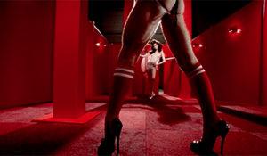 Rouge (fragment) art film Erwin Olaf